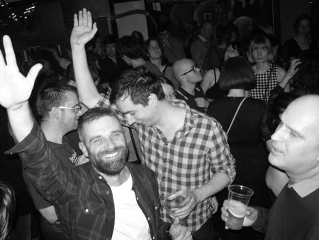how does it feel to be loved? - london club night playing ...